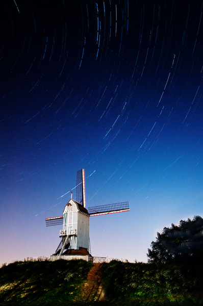 Photograph startrail by David Verbrugghe on 500px