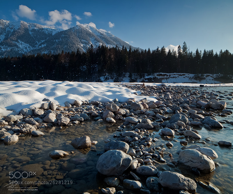 Photograph Sunny rocks by Florian Warnecke on 500px