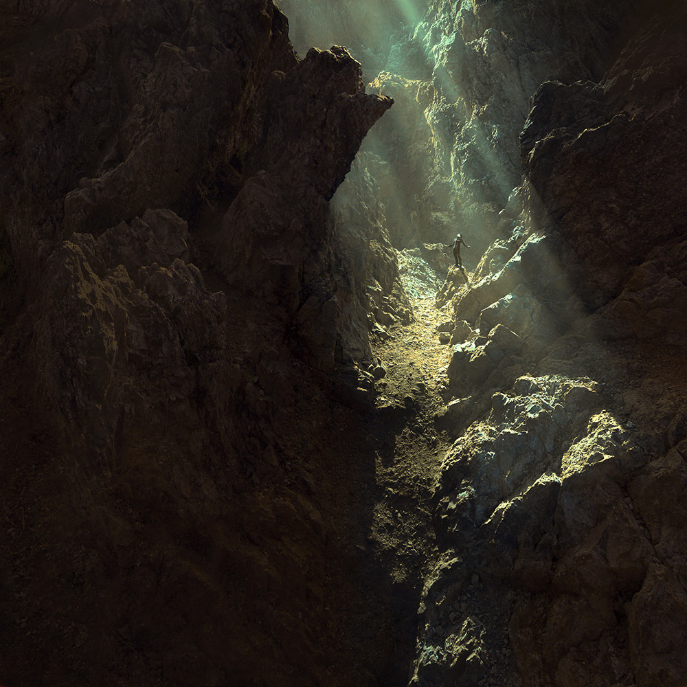 Photograph The Grotto of Time Lost by Karezoid Michal Karcz  on 500px