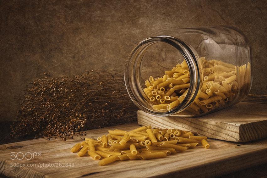 Photograph Pasta by Antonio Diaz on 500px