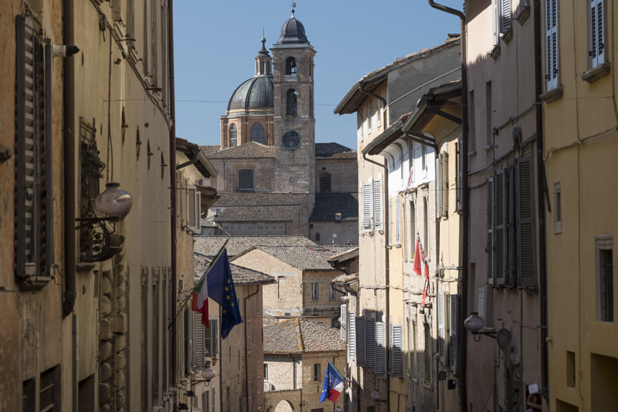 Urbino (Italy) by Claudio G. Colombo on 500px.com