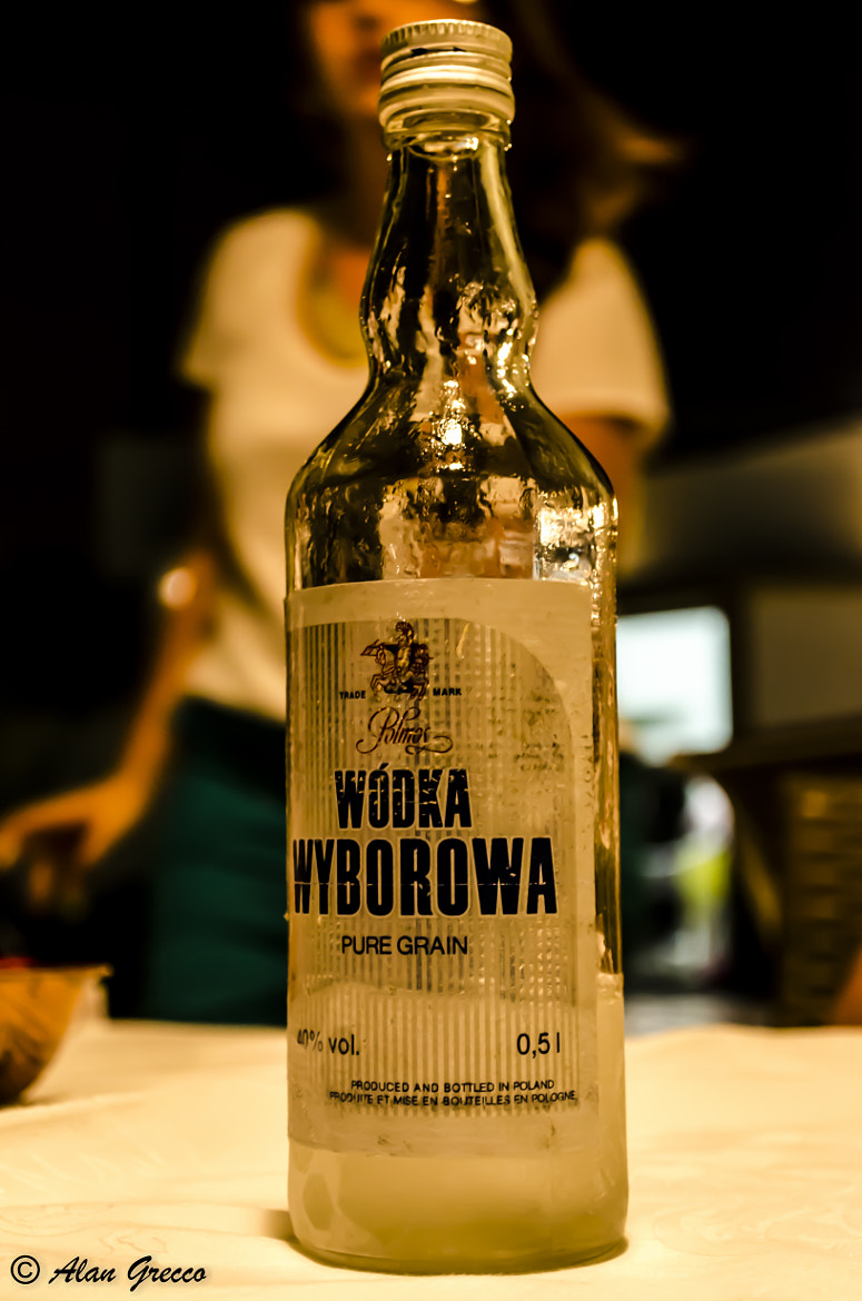 Photograph Vodka. by Alan Grecco on 500px