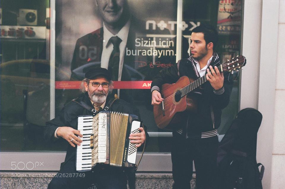 Photograph Melody of the street by Merve Yetginbal on 500px
