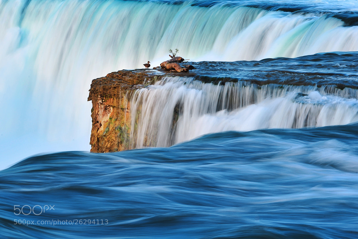 Photograph Niagara Falls by Siyu Liu on 500px