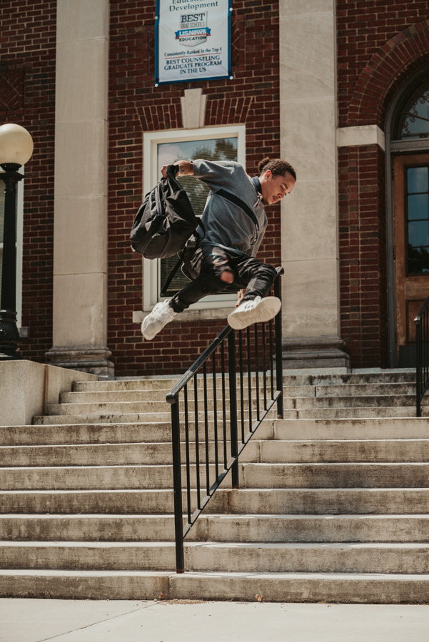 Dash to Class by jhampden1 on 500px.com