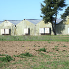 One of the many farms in Morgan Hill, California.  This one is a mushroom farm.