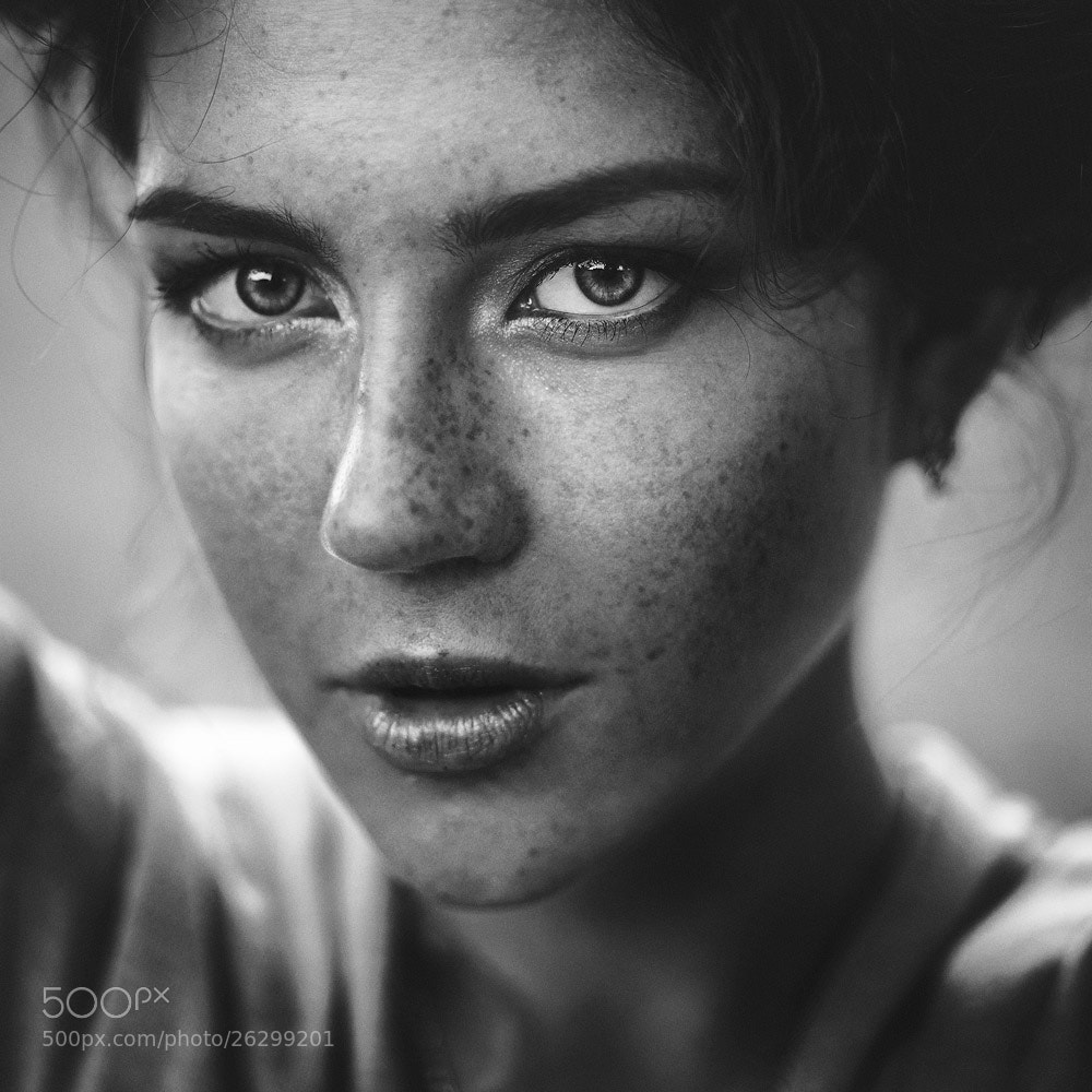 Photograph Marina by Alexandr Sergeev on 500px
