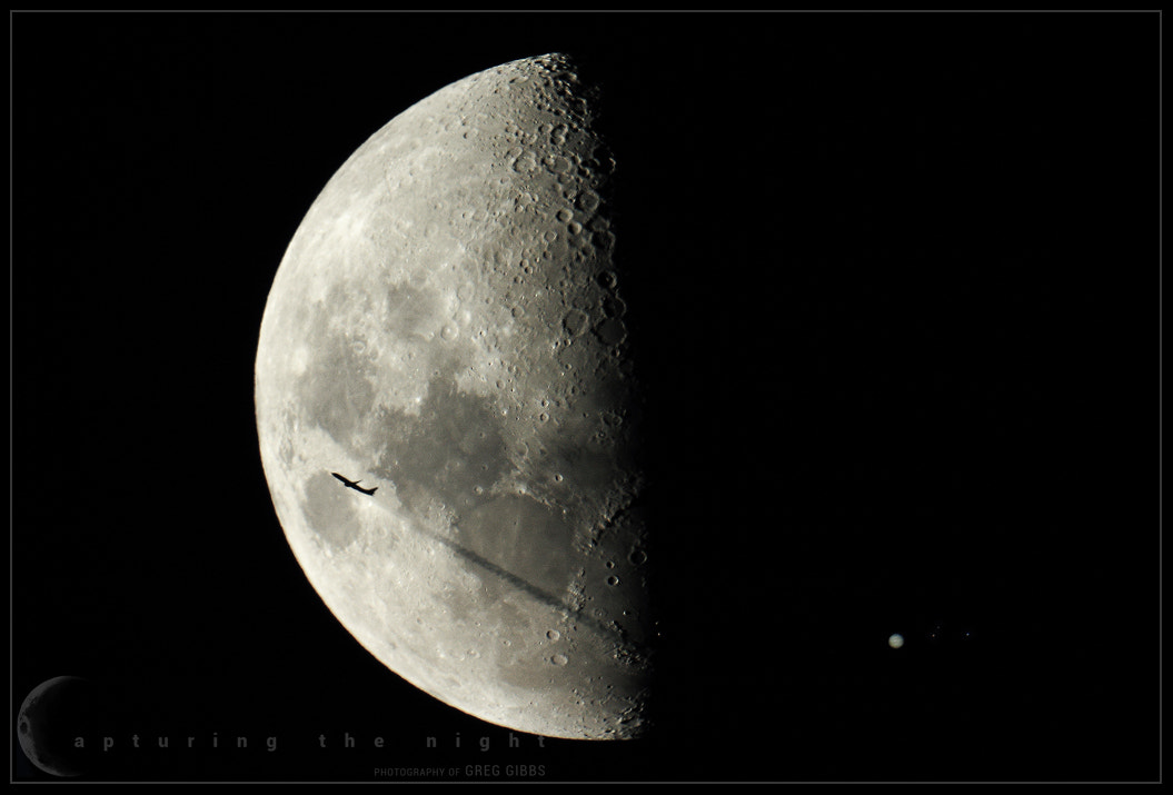 Photograph Fly Me To The Moons by Greg Gibbs on 500px