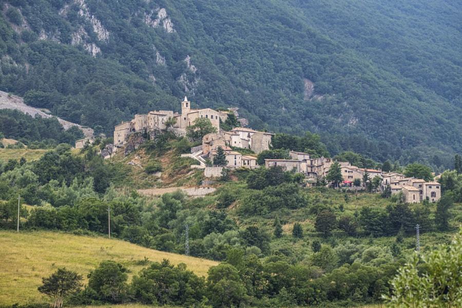 Mountain landscape of Maiella (Abruzzi) by Claudio G. Colombo on 500px.com