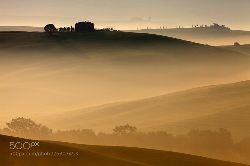 Photograph Tuscan Morning by Martin Rak on 500px