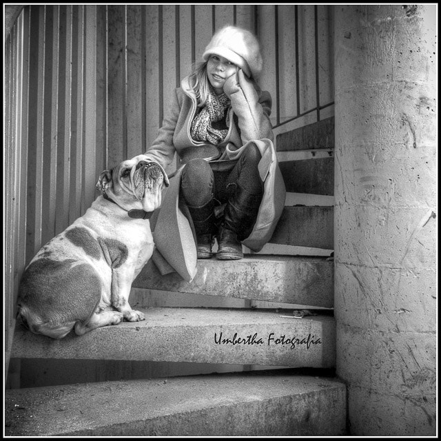 Photograph Mathilda et Umbertha by Umbertha  on 500px