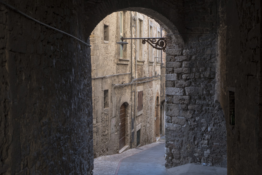 Narni (Umbria, Italy), historic city by Claudio G. Colombo on 500px.com