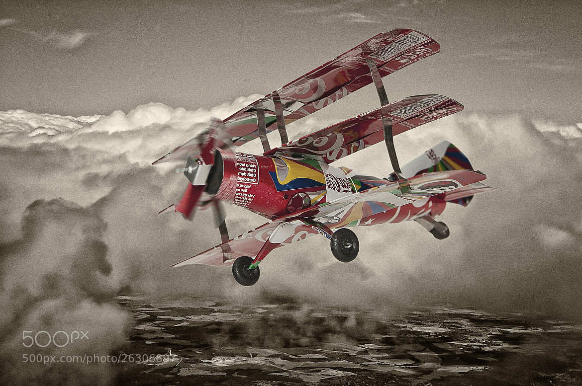 Photograph The Red Baron is back by Chema Ocaña on 500px