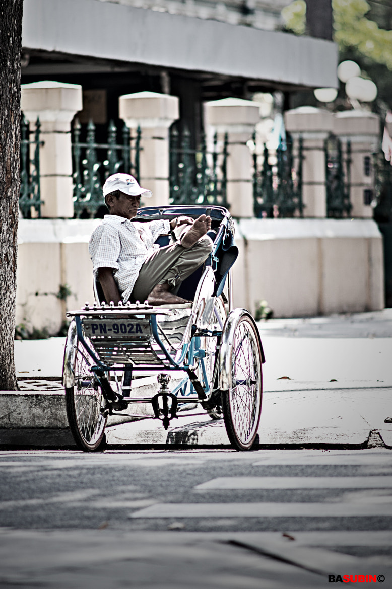 Photograph Cyclo by Subin Truong on 500px