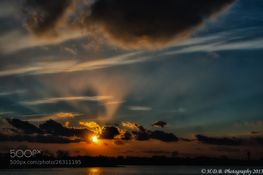 Photograph Sundown by Harold Begun on 500px