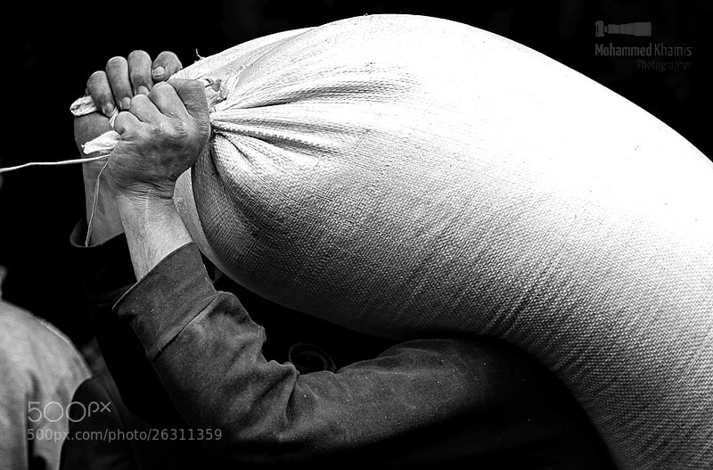 Photograph The true face of life . by MOHAMMED KHAMIS on 500px