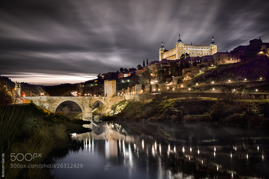 Photograph Toledo desde el Tajo by Jesús M. García © on 500px