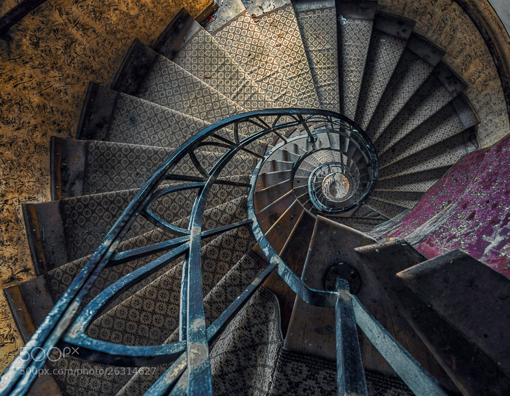 Photograph abandoned eye by Christian Richter on 500px