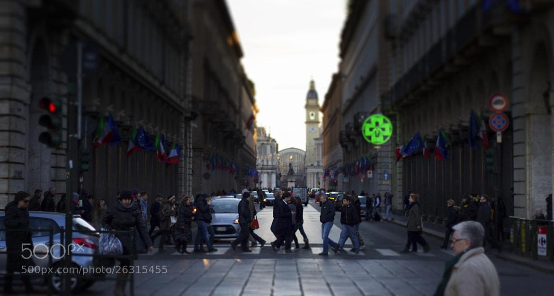 Photograph Via Roma by Antonio  longobardi on 500px