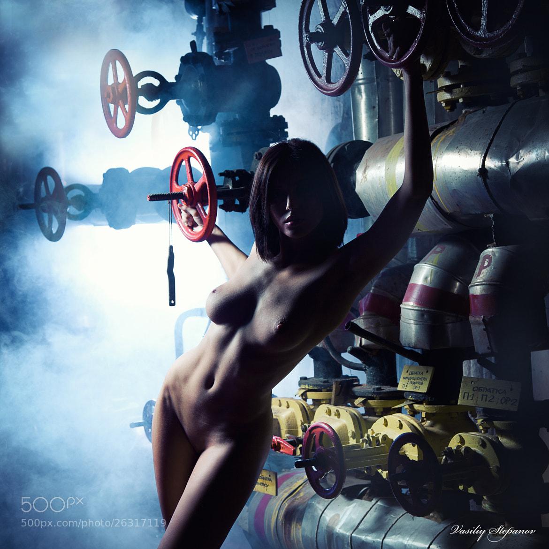 Photograph Basement girl by Vasiliy Stepanov on 500px