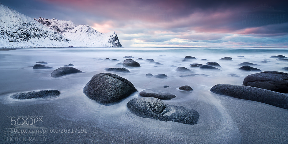 Photograph Fairytale Sea by Stefan Hefele on 500px
