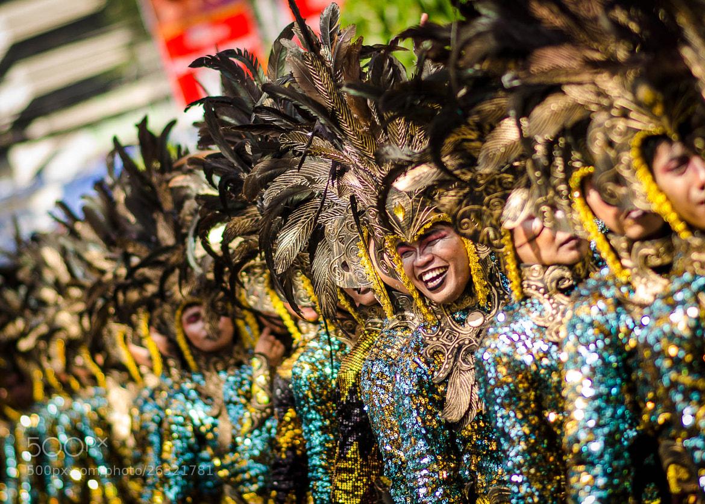 Photograph The Sinulog Festival by Jupert Sison on 500px