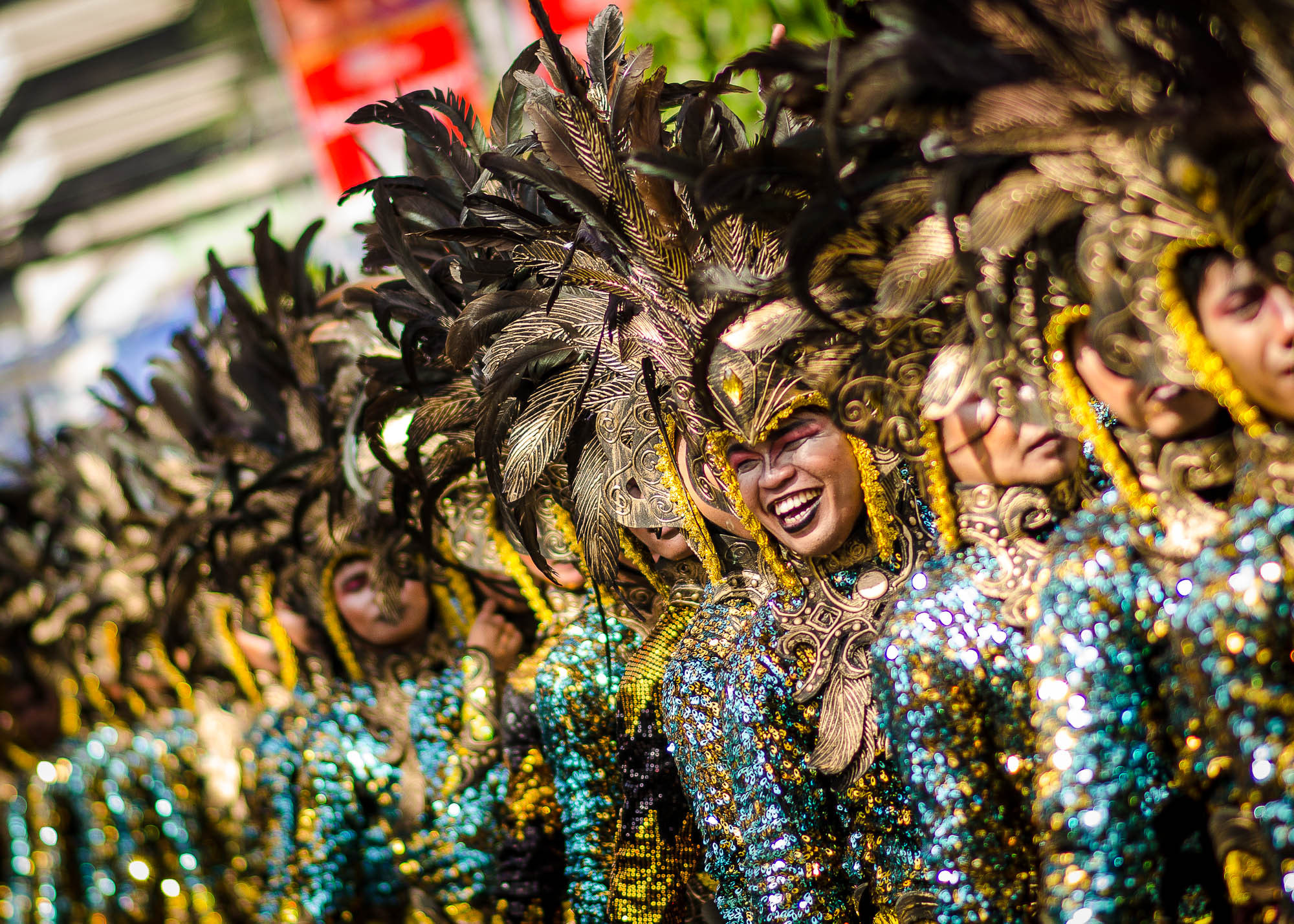 Photograph The Sinulog Festival by Jupert Sison on 500px
