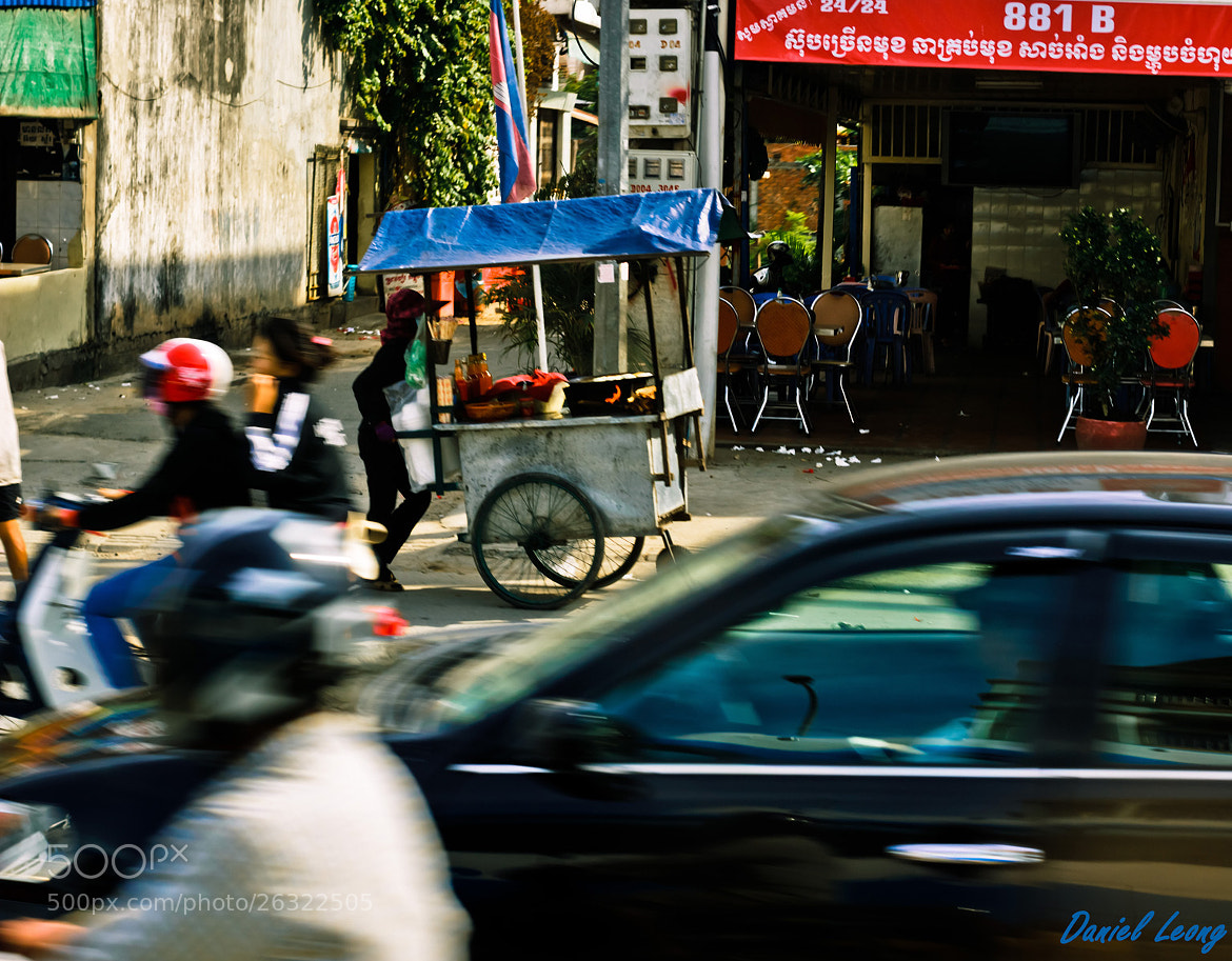 Photograph Mobile Stall.. by Daniel Leong Mun Sung on 500px