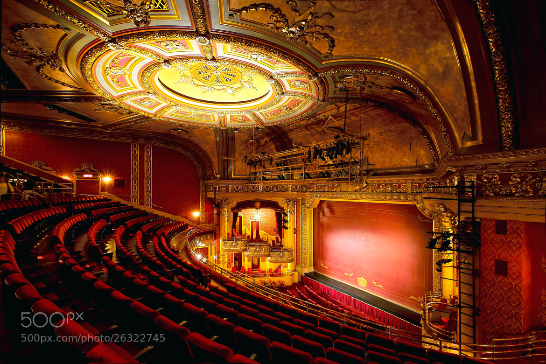 Photograph Elgin Theatre  by Roland Shainidze on 500px