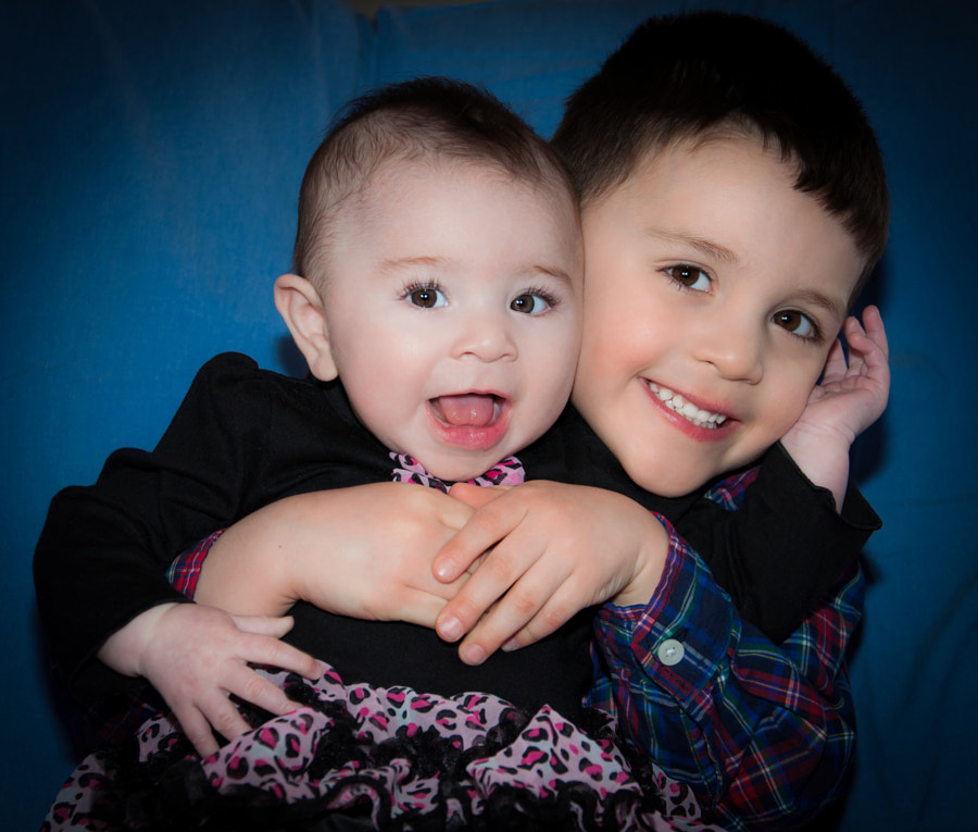 A brother and sister I got to photograph this week.