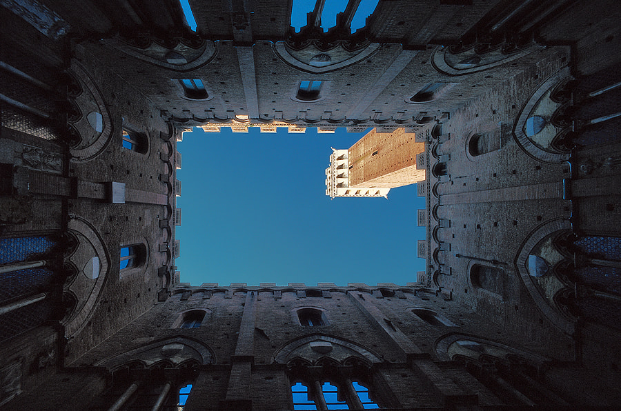 Classic shot in Siena - Italy by Marco Cazzato on 500px.com