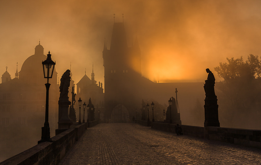 Morning in Prague by Hans Kruse on 500px.com