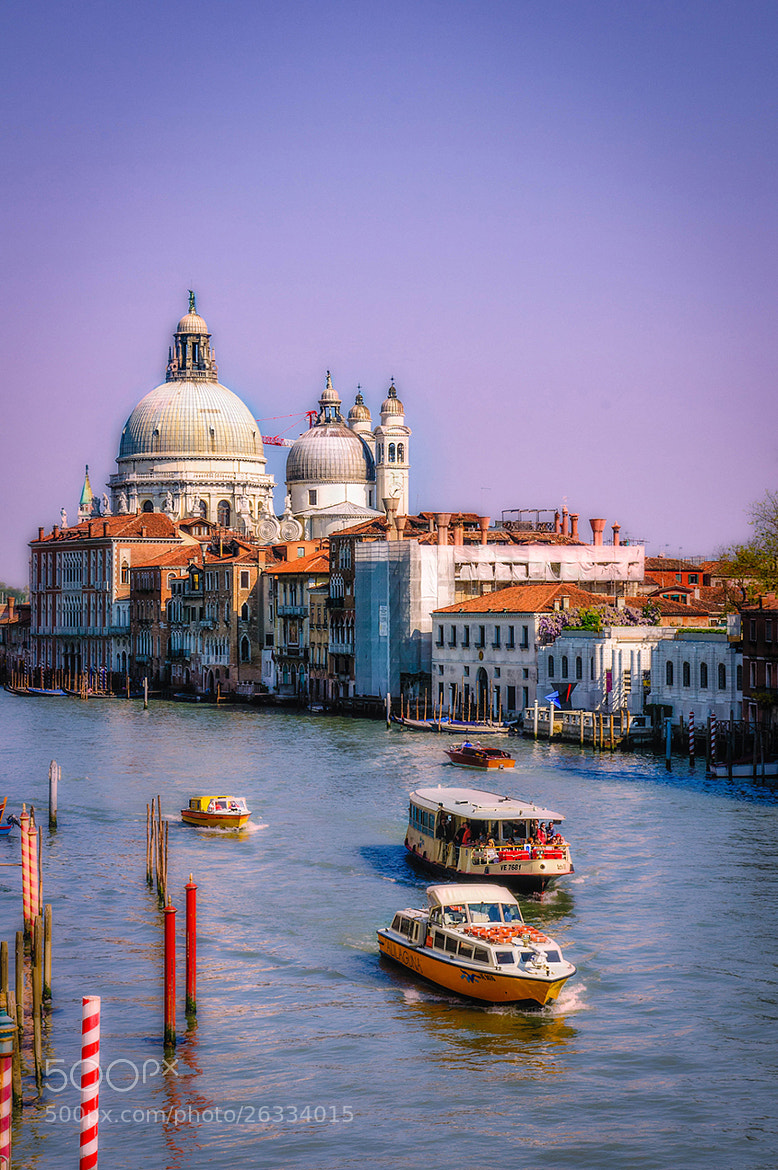 Photograph santa maria della salute by David Schauer on 500px