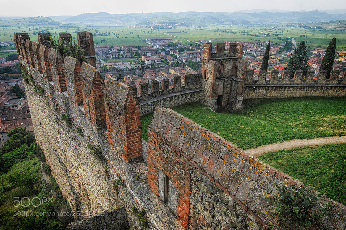 Photograph soave castle by David Schauer on 500px
