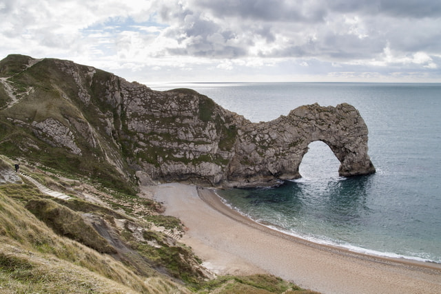 Photograph The Durdle Door by Gary Barringer on 500px