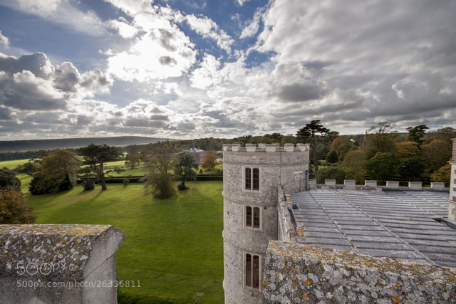 Photograph A Top of the Castle by Gary Barringer on 500px