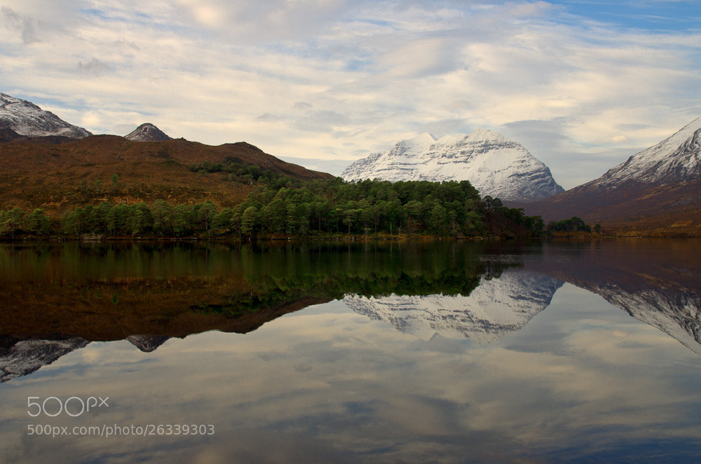 Photograph Loch Clair by Chris Jones on 500px