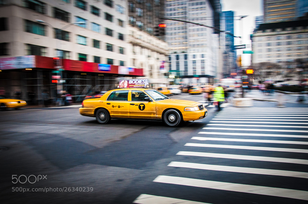Photograph Taxiiiii !!! by Miguel Aparicio on 500px