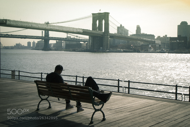 Photograph Brooklin Bridge by NDStudio Fotografi on 500px