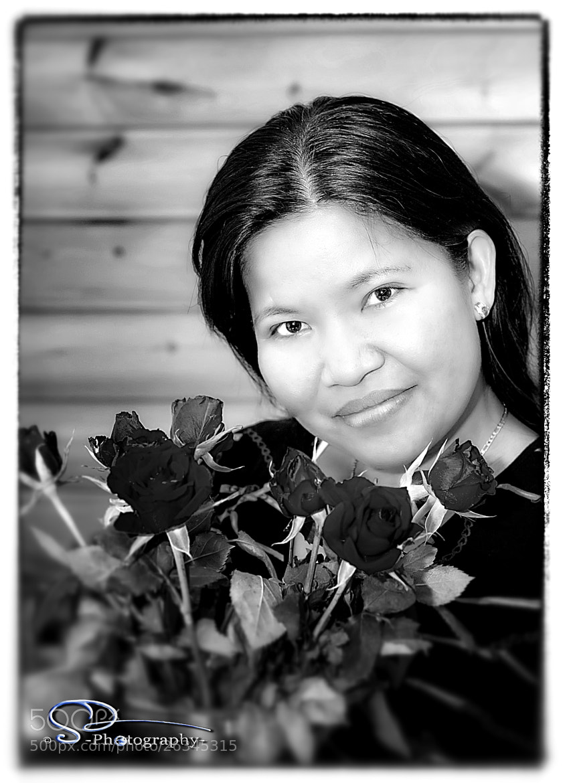 Photograph Portret rachel by Danny schurgers on 500px