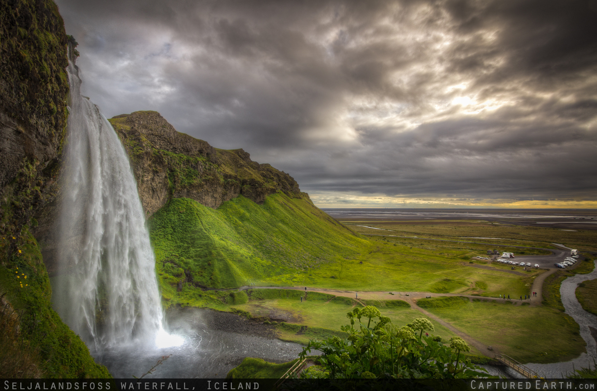 Photograph Seljalandsfoss Waterfall by Tom Wrench on 500px