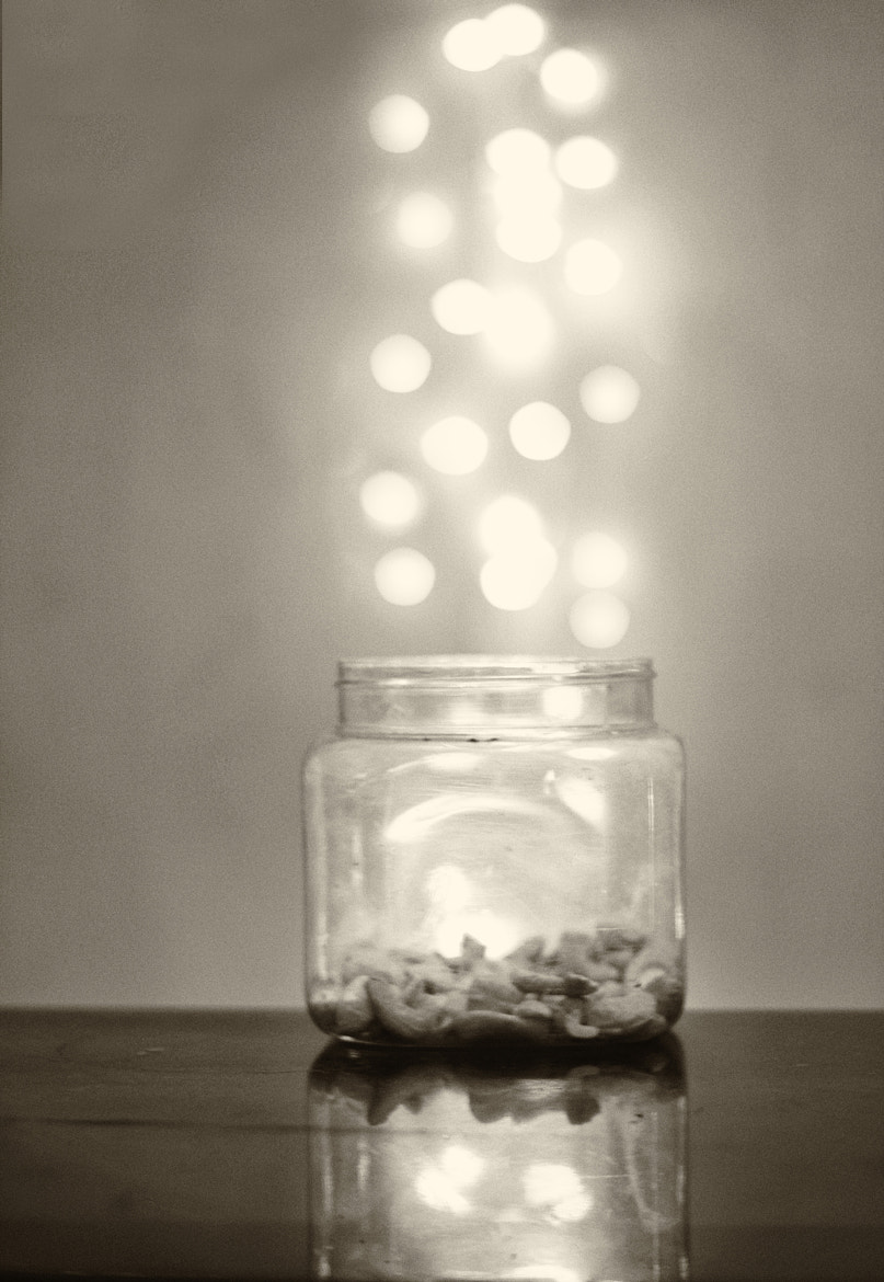 Photograph Jar with nuts by Ashish Gaikwad on 500px