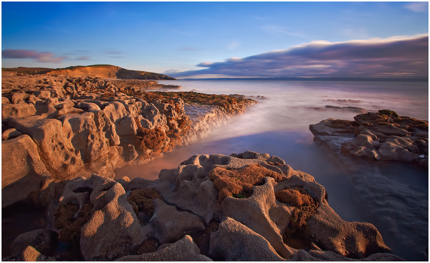 Photograph Dunraven Calm by Alan Coles on 500px