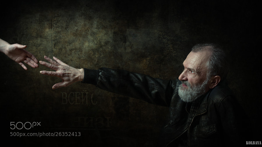 Photograph Help  by Alexandr Kolbaya on 500px