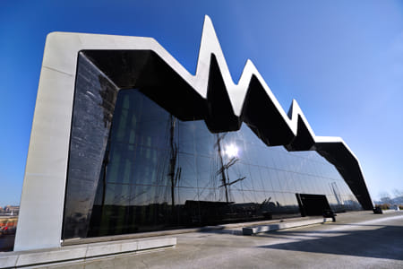 Riverside Museum by Alejandro Santiago on 500px