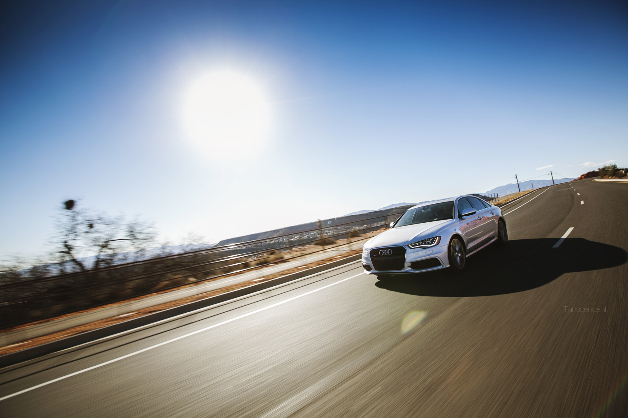 Photograph Audi A6 by Transcendent Productions on 500px