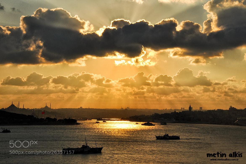 Photograph Sunset by Metin Alkış on 500px