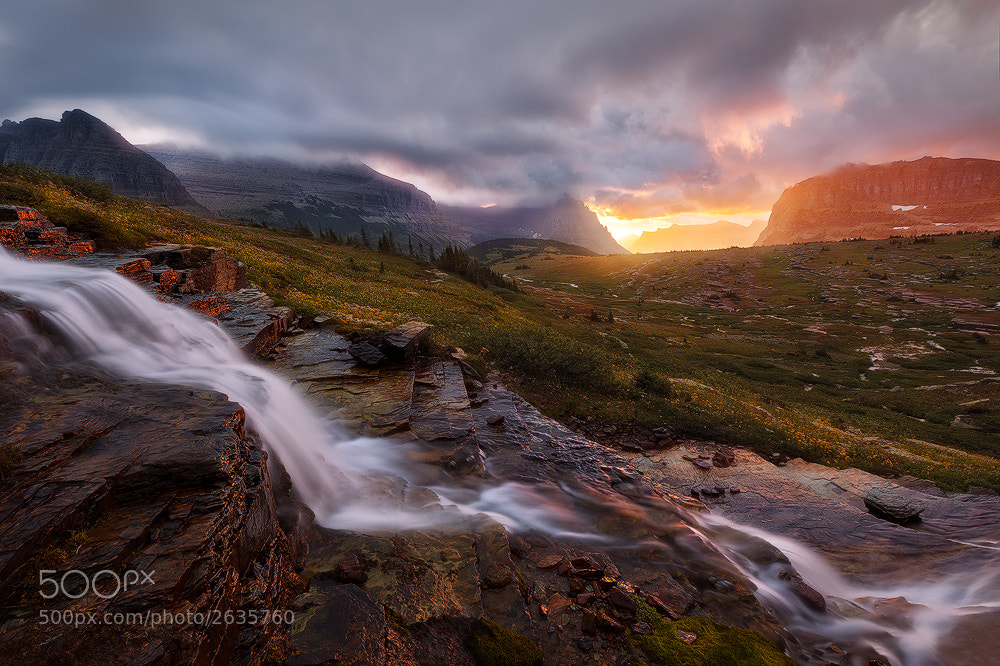Photograph The Confluence by Miles Morgan on 500px