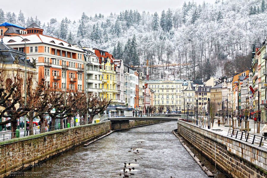 Photograph Karlovy Vary - I by Erman Çat? on 500px