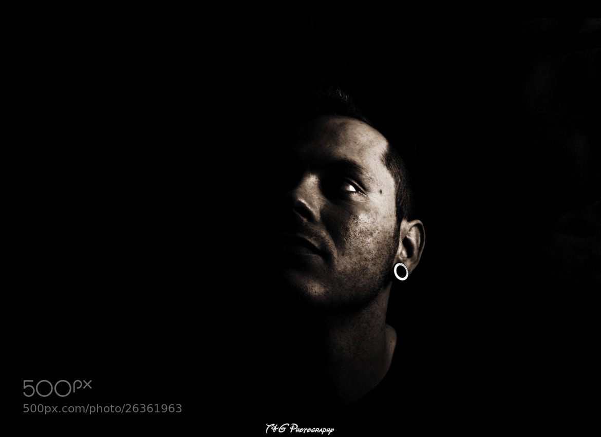 Photograph Self portrait  by T&G Photography  on 500px